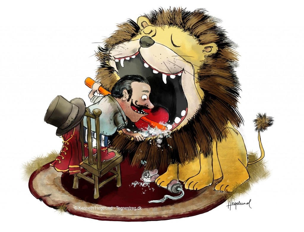 lionman