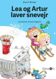 Lea-og-Artur-laver-snevejr-FORSIDE-WEB-300x422